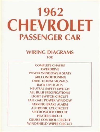 1962 bel air wiring diagram wiring diagram - 1962 chevy biscayne battery  wiring