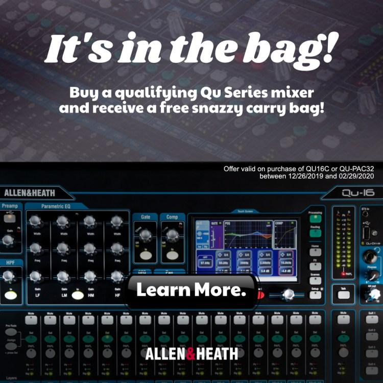 It's In The Bag! Qu Promo