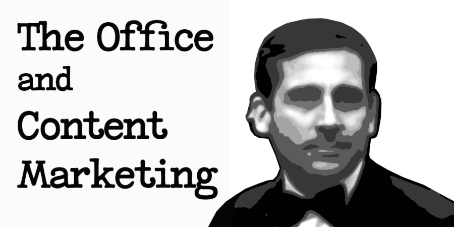 The Office and Content Marketing