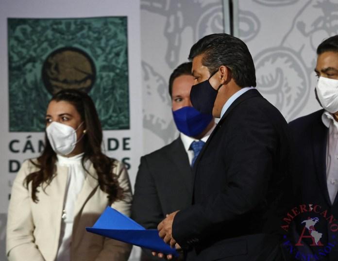 gobernador de Tamaulipas, Francisco Javier García Cabeza de Vaca