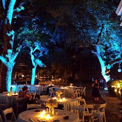 outdoor led uplight
