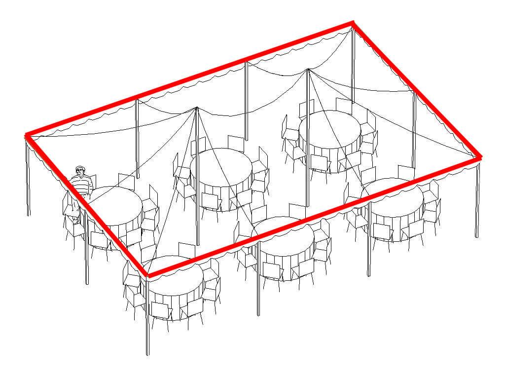 hight resolution of perimeter lighting