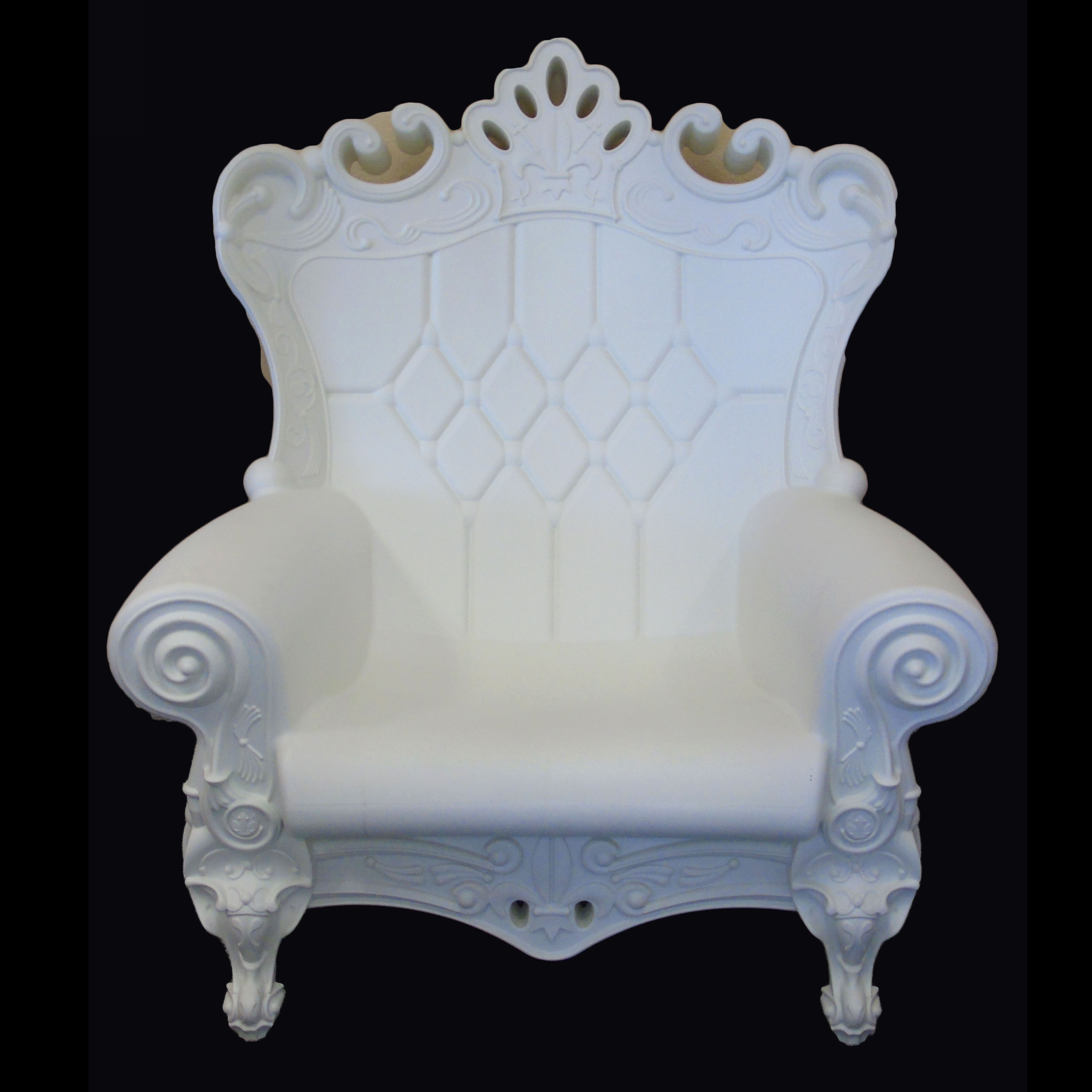 Party Chair Rentals The Queen Chair
