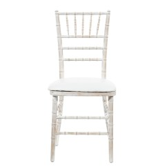 Plastic Chiavari Chair Indoor Lounge Covers White Wash American Party Rentals
