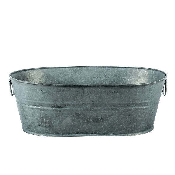 Galvanized Party Tub Cooler