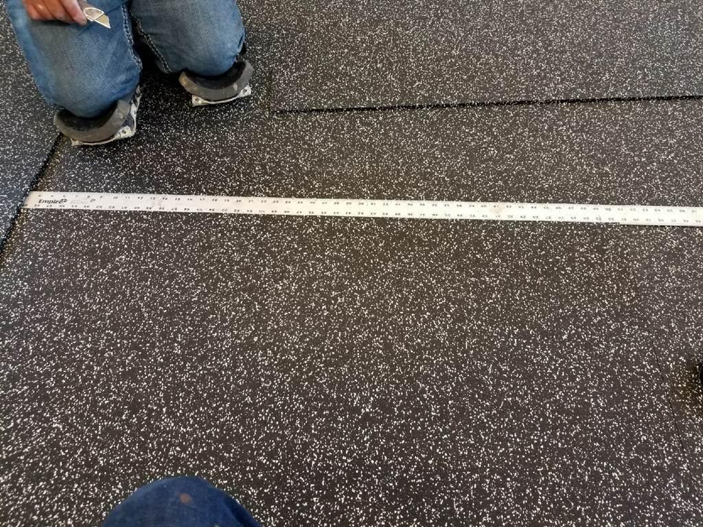 Weight Room Flooring  American Platforms