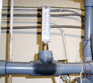 Flowmeter  American Pool