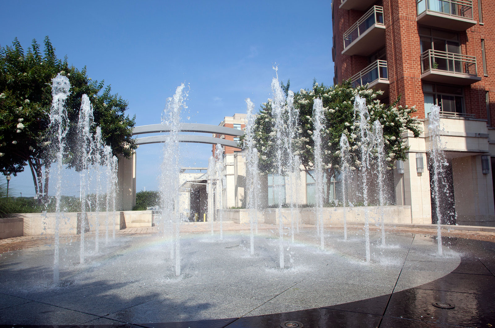 Fountain Construction And Maintenance