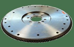 SCIENCE FRICTION Billet Steel Flywheel for Ford, 164t, 6-bolt pattern,  96-04 Modular V8, 4 6L