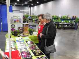VP Rhondda with an interested vendor