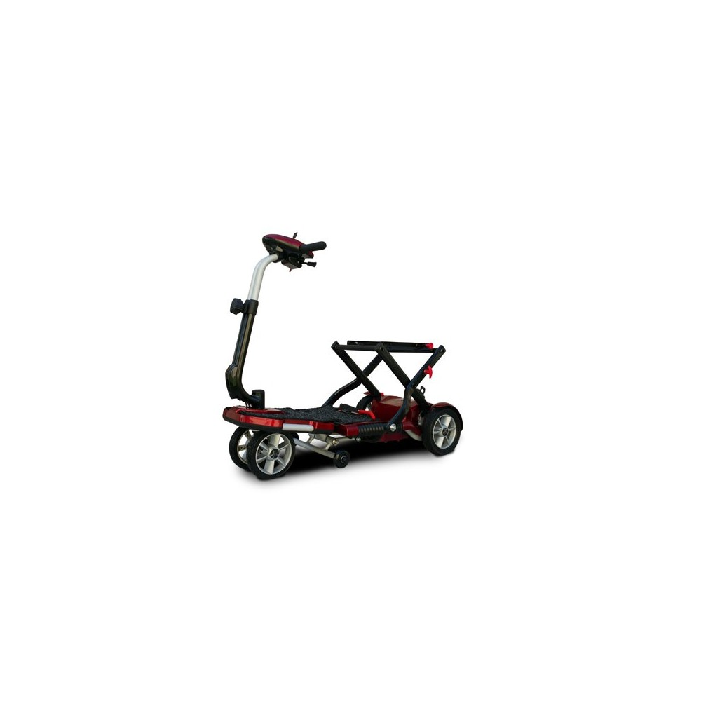 EV Rider Transport+ Folding 4-Wheel Scooter