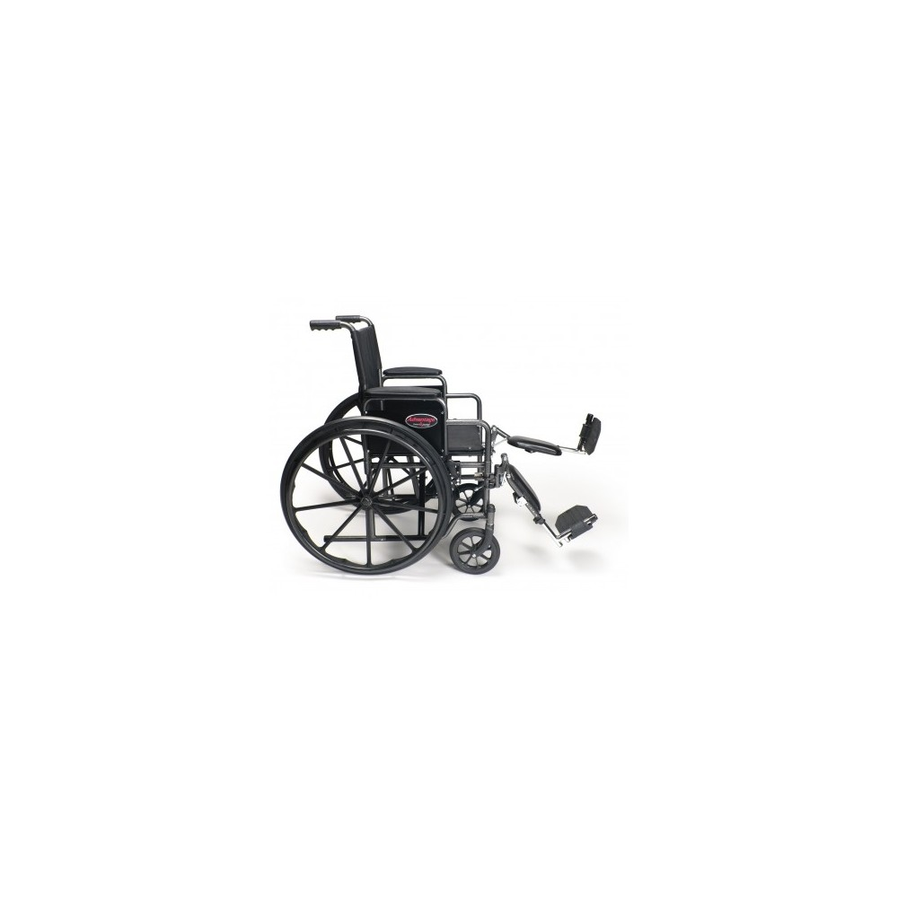 Everest & Jennings Advantage Standard Wheelchair