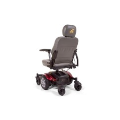Golden Power Chair Plastic Lawn Chairs Canada Technologies Gp 605 Compass Sport Red