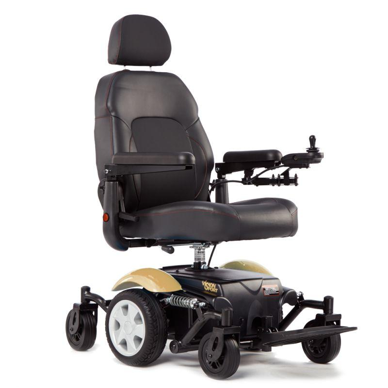 Merits P326A Vision Sport Power Chair