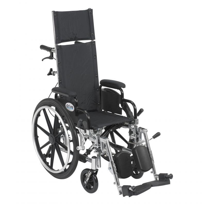 Drive Pediatric Viper Plus Reclining Wheelchair