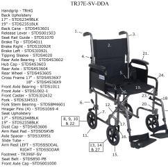 Wheelchair Manual Arthrex Beach Chair Drive Lightweight Steel Transport