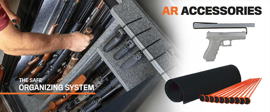 Light Kits & Rifle Rods for Safes