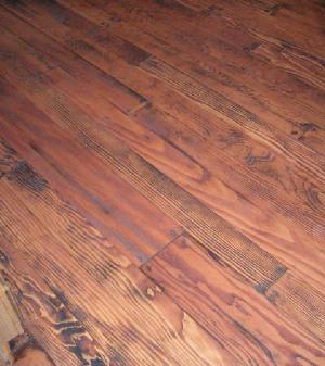 Douglas Fir Flooring Tight CVG VG FG Old Growth Floors