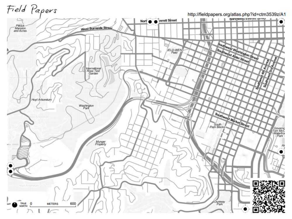 American Red Cross: Guide to GIS Fieldwork
