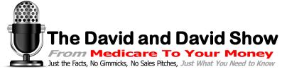 David and David Radio Show LogoV2