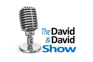 David & David Radio Show 20`14 Logo. PNG