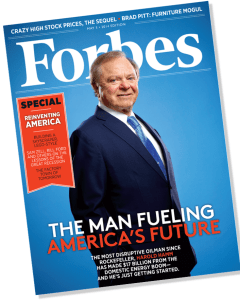 David P. Schaeffer is honored in Forbes