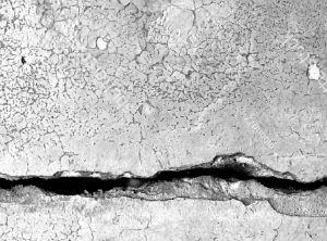 concrete spall