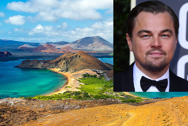 leo dicaprio donated43 million to galapagos islands