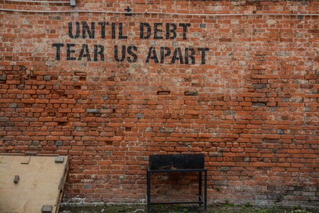 struggling with student debt