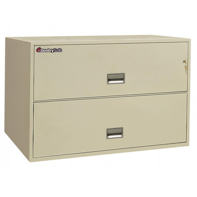 Sentry 2L4300 2 Drawer Fire Rated File Cabinet