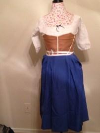 Wool Petticoat (Pattern is my own)