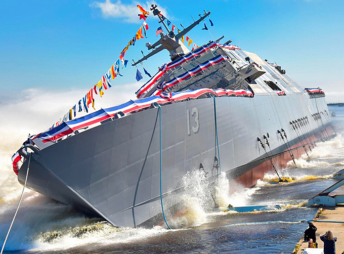 navy accepts delivery of