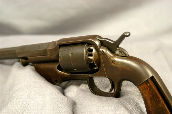 CW Model 1858 Revolver