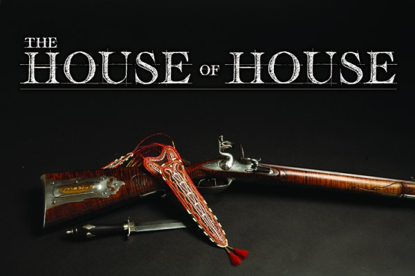 HOUSE WEB Cover design