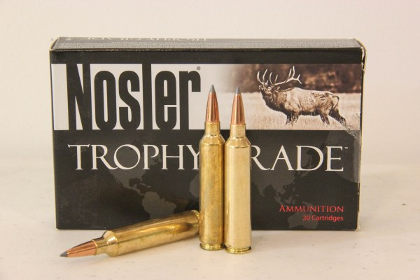 Nosler's 28 is a nonbelted cartridge capable of long-range shooting for all North American game. It's an excellent elk cartridge.