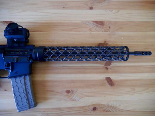 Lightweight Build Brigand Arms and Faxon Pencil 14.5 Pinned