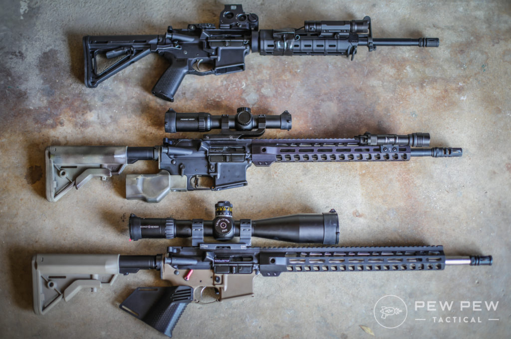 Palmetto State Armory Psa Ar 15 3 Rifle Review