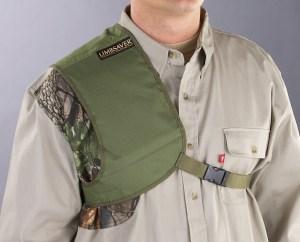 Wearable recoil shield