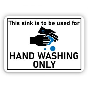 hand wash signs american sign company