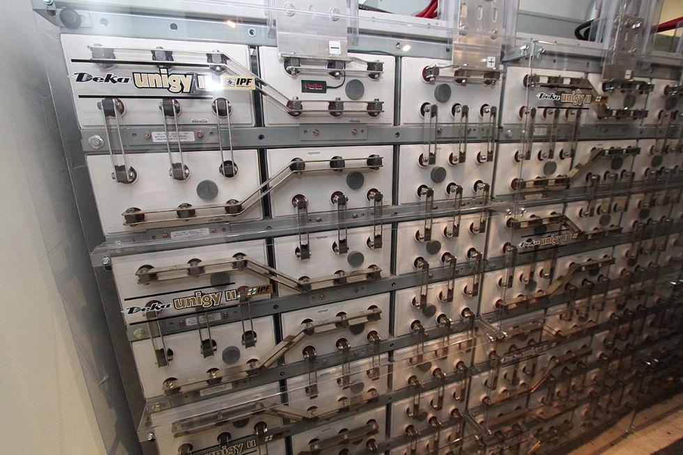 Energy Storage Sonoma 32