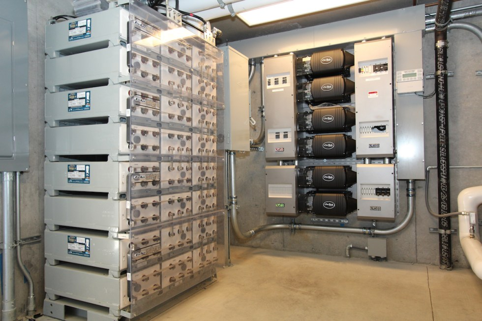 Battery Room 1200
