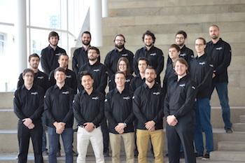 ASC 2016 ETS Quebec Team Photo