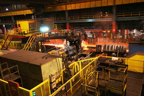 3-High Rolling Mill