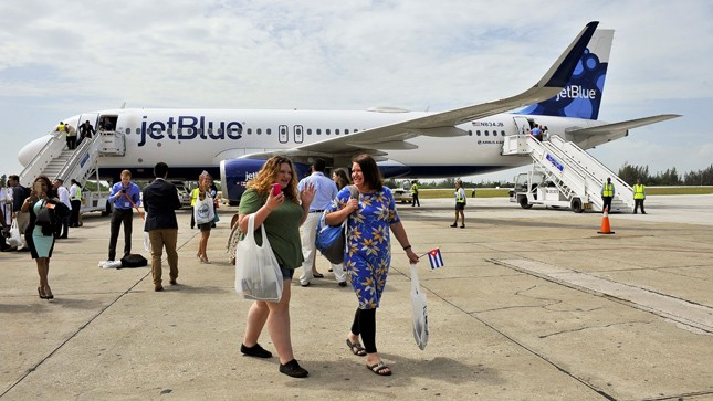 Homeland Security issues latest ploy to slow Cuba flights