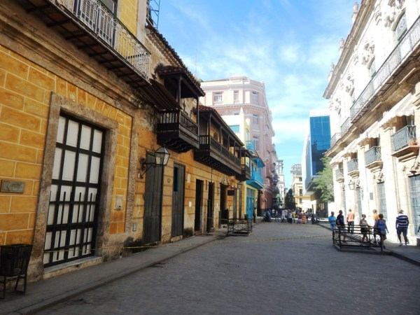 Streets of Old Havana, Cuba (Habana Viejo)