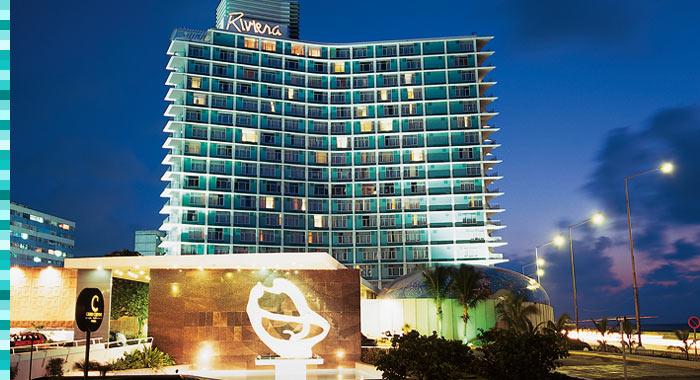 Havana Cuba Hotel Rivierra