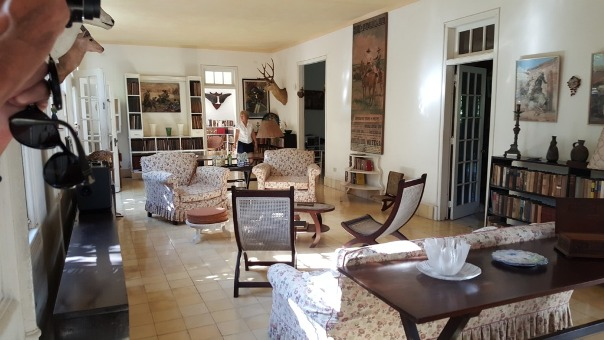 Hemingway House Interior