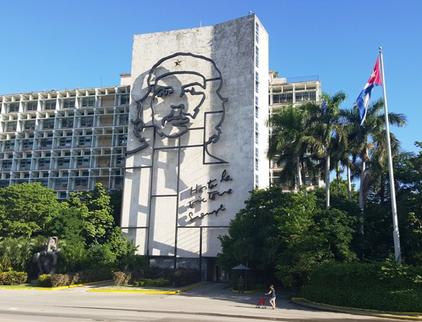 Revolutionary Plaza, Havana