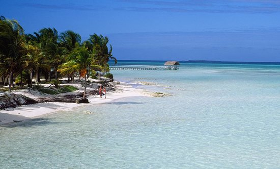 beaches of Cayo Coco, Cuba