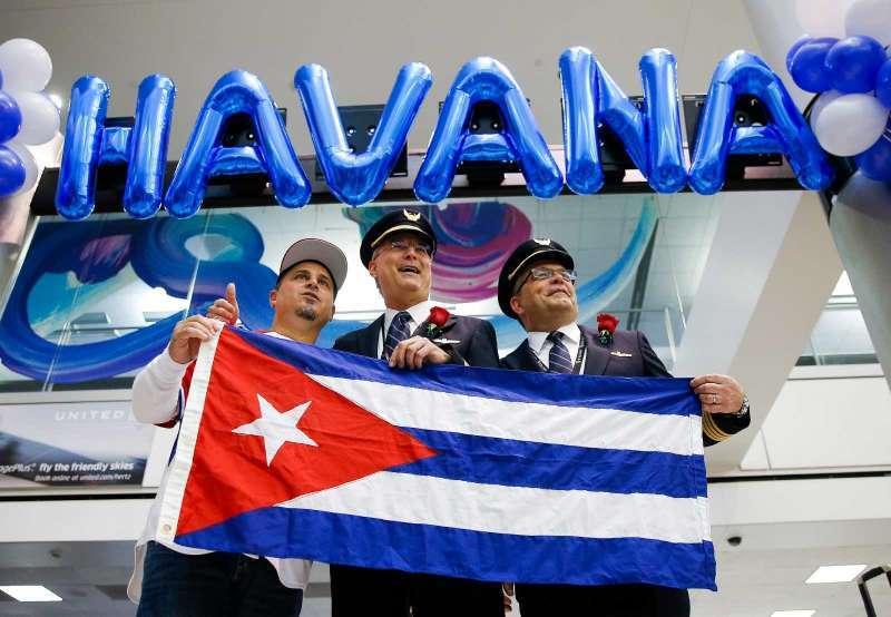 Direct Houston to Havana Flight by United